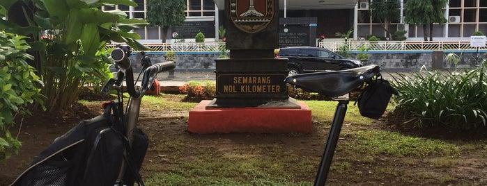 Semarang Nol Kilometer is one of Semarang Trips.
