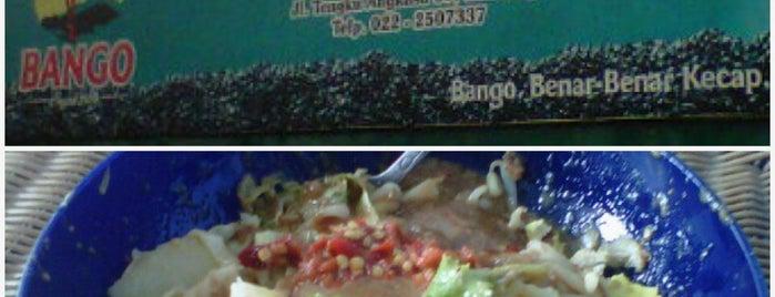 Gado Gado Tengku Angkasa is one of My Hometown.