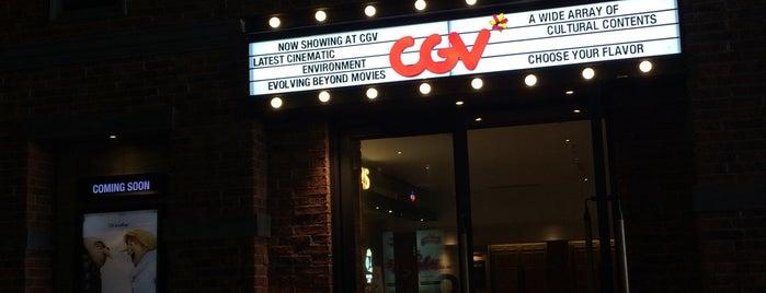 CGV Cinemas is one of My Hometown.