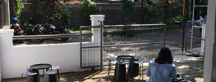 Berawal Coffee is one of PANG ! PAgi NGopi Bandung.