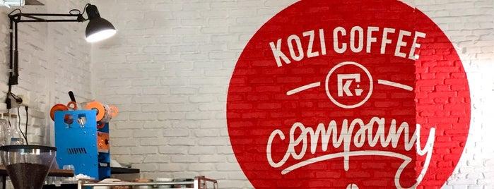 Kozi Coffee 6.2 Veteran is one of PANG ! PAgi NGopi Bandung.
