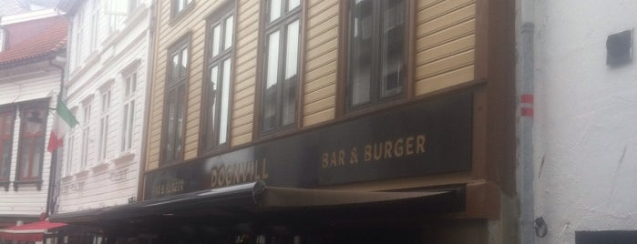 Døgnvill Burger Stavanger is one of Norsk.