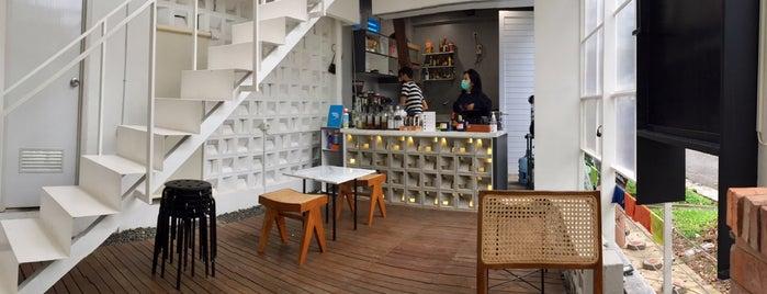 Mazamaja Coffee is one of PANG ! PAgi NGopi Bandung.