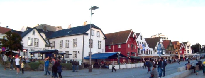 Stavanger is one of Norsk.