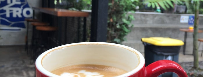 El Pietro Coffee is one of PANG ! PAgi NGopi Bandung.