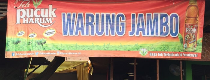 Warung Jambo is one of Aceh trips.
