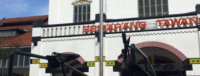 Stasiun Semarang Tawang is one of Semarang Trips.