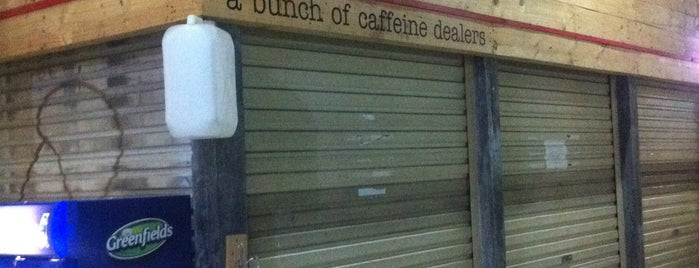 A Bunch of Caffeine Dealers (abcd) is one of Jakarta.