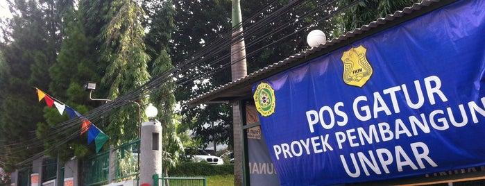 Universitas Katolik Parahyangan (UNPAR) is one of My Hometown.