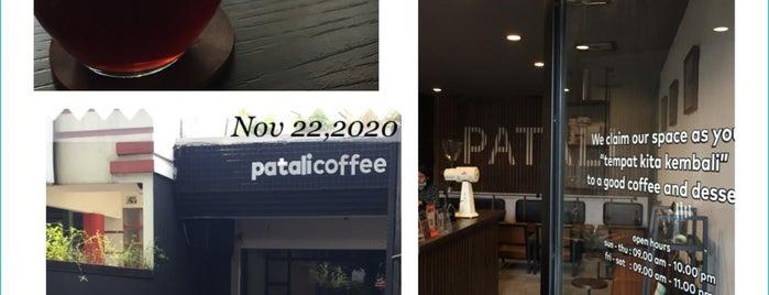 Patali Coffee is one of PANG ! PAgi NGopi Bandung.