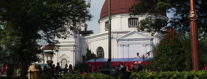 Taman Srigunting is one of Semarang Trips.