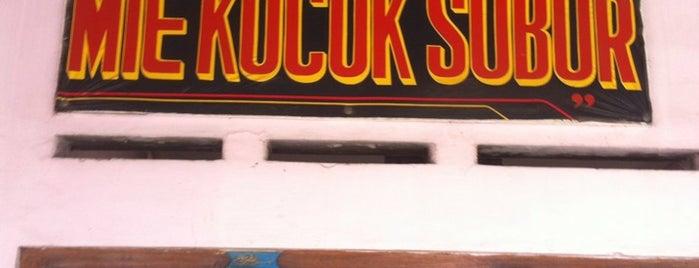 Mie Kocok Subur 69 is one of My Hometown.