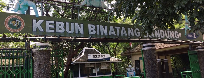 Kebun Binatang Bandung is one of My Hometown.