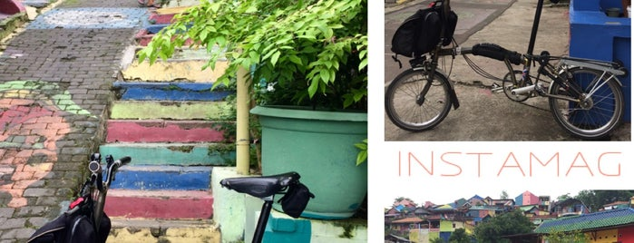 Kampung Pelangi is one of Semarang Trips.