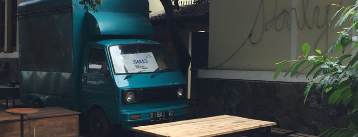 Daily Folks Coffee is one of PANG ! PAgi NGopi Bandung.