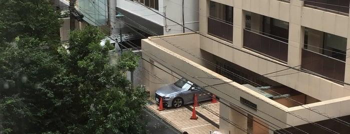 Akasaka is one of Tokyo 2019.