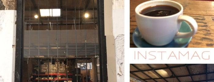 KOZI a Coffee Lab. is one of RizaL 님이 저장한 장소.
