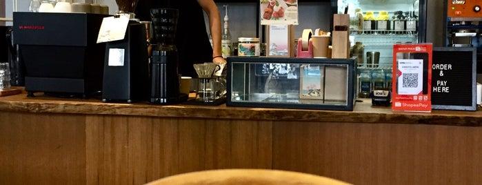 Kuro Koffee Lamping is one of PANG ! PAgi NGopi Bandung.