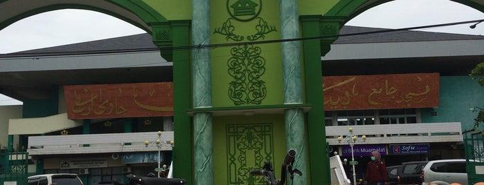 Masjid Raya Baiturrahman is one of Semarang Trips.