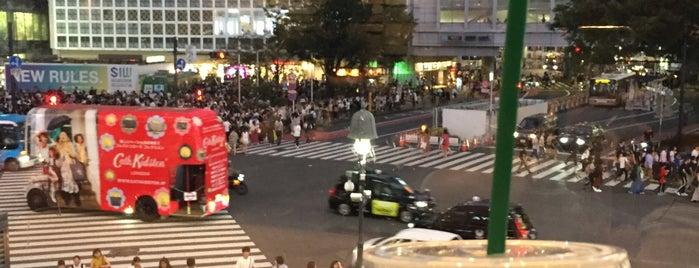 Starbucks is one of Tokyo 2019.