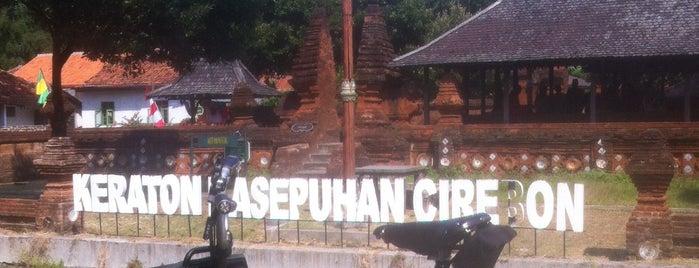 Keraton Kasepuhan Cirebon is one of Cirebon Trips.