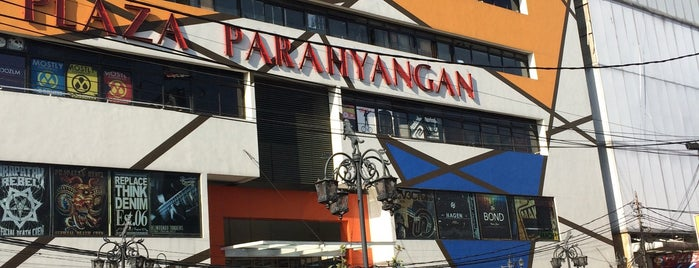 Plaza Parahyangan is one of My Hometown.