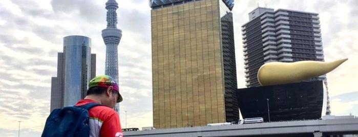 Tokyo Skytree is one of Tokyo 2019.