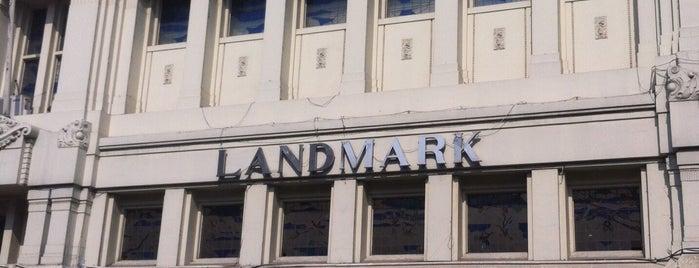 Landmark is one of My Hometown.