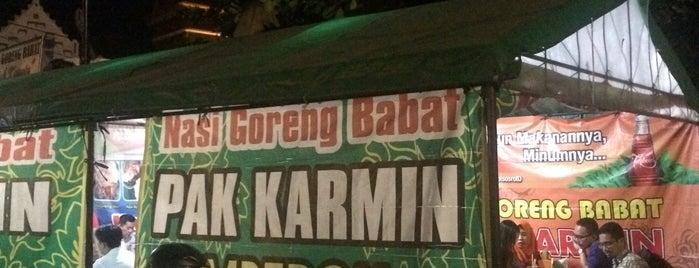 Nasi Goreng Babat Pak Karmin is one of Semarang Trips.