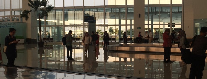 New Terminal Airside is one of Semarang Trips.
