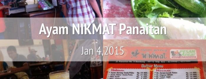 Ayam Goreng Nikmat (Panaitan) is one of My Hometown.