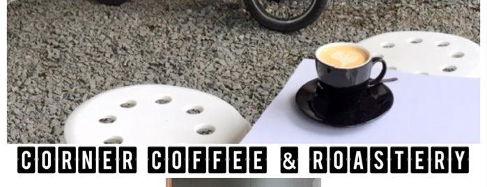 Corner Coffee Jatayu is one of PANG ! PAgi NGopi Bandung.