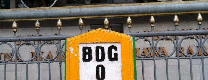 Bandung Nol Kilometer is one of My Hometown.
