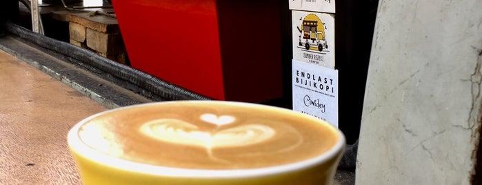 Sumber Rezeki Coffee is one of PANG ! PAgi NGopi Bandung.
