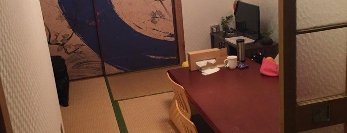 Sakuragawa Mansion is one of Kyoto-Osaka 2019.