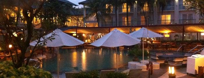 Sheraton Bandung Hotel & Towers is one of My Hometown.