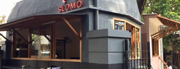 Slomo Cofee is one of PANG ! PAgi NGopi Bandung.