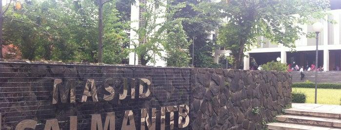Masjid Salman ITB is one of My Hometown.