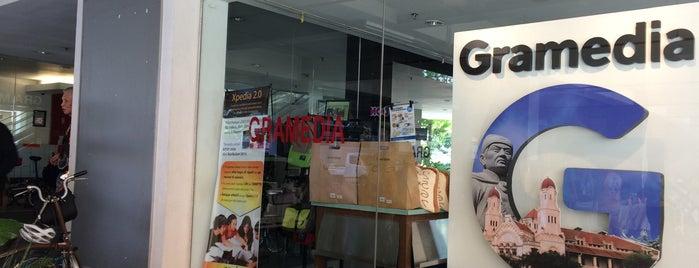 Gramedia is one of Semarang Trips.