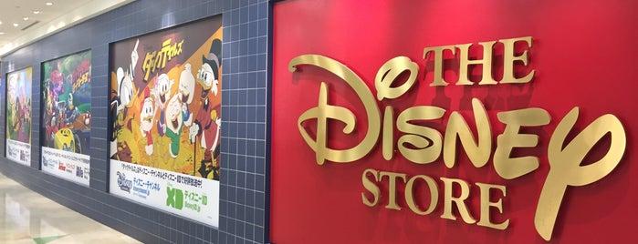 Disney Store is one of Tokyo 2019.