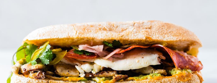 Make Sandwich is one of NYC's Best Sandwiches.