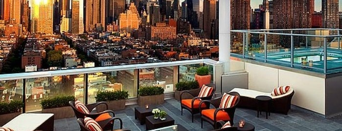 The Press Lounge is one of #myhints4NewYorkCity.
