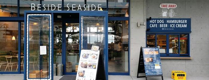 Beside Seaside is one of สถานที่ที่ Hideo ถูกใจ.