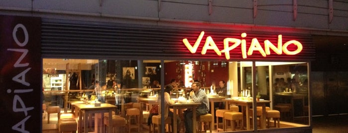 Vapiano is one of Paris.