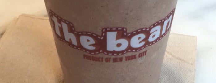 The Bean is one of NYC  cafe / coffee lovers (esp soy milk drinkers).