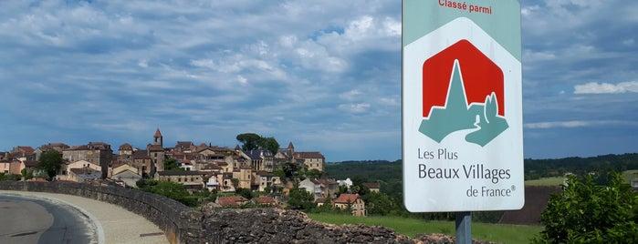 Belvès is one of Les plus beaux villages de France.