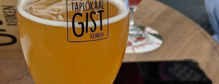 Taplokaal Gist is one of Utrecht.