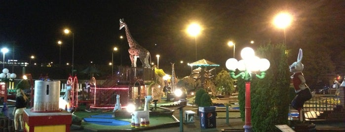 Vitense Golfland is one of U.S. Road Trip.