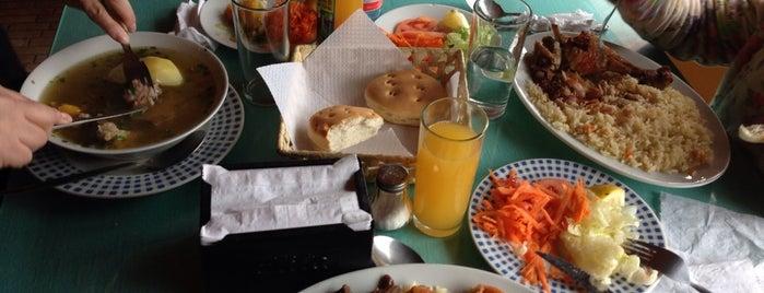 Restaurant En Borde Rio is one of สถานที่ที่ Karen ถูกใจ.