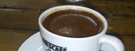 Keyifli Cafe is one of Tempat yang Disukai Mithat.